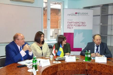 Канадський досвід з підтримки бізнесу представили в Івано-Франківську