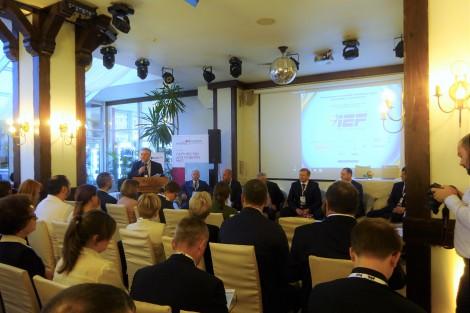ПРОМІС взяв участь у ІІ Міжнародному інвестиційному форумі «Партнерство і Перспектива»