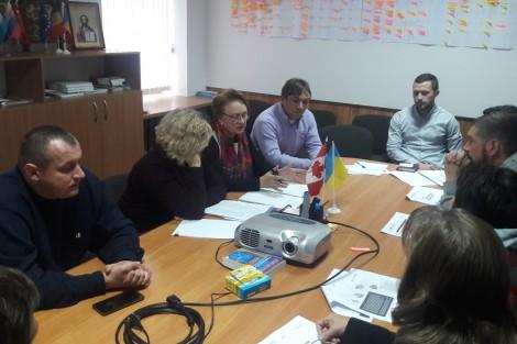 В АЕРК відбулась зустріч підприємців м.Коломиї з експертами Проекту ПРОМІС