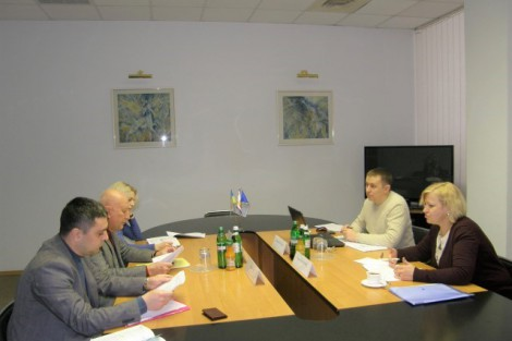 PLEDDG experts visited Zaporizhia Chamber of Commerce