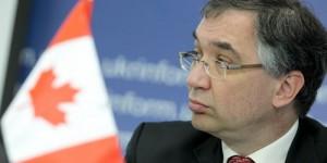 Ambassador of Canada to Ukraine Roman Waschuk