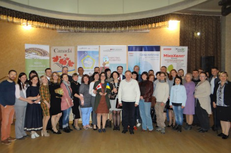 PLEDDG Project supported the creation of a Ukrainian organic cluster