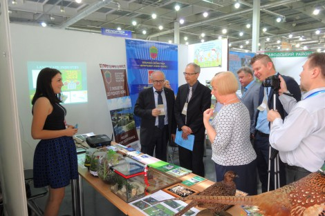 Environmental sustainability discussed in Zaporizhia