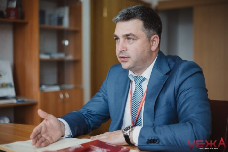 "Vitaliy Pogosyan: ""The synergy between government and business institutions will help transform Vinnytsia into a city of innovation"""