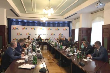 Представники міст-партнерів ПРОМІС відвідали Польщу в рамках навчальної поїздки