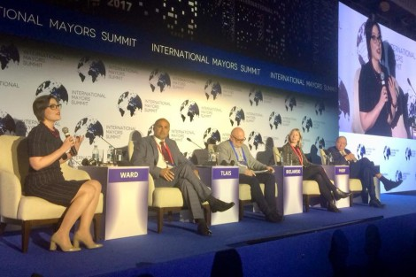 Kyiv Hosts PLEDDG-supported International Mayors Summit