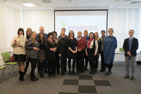Representatives from PLEDDG Partner Cities on Second Study Tour to Poland