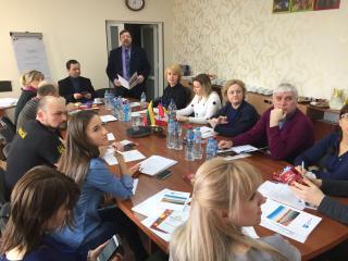 У КП «Кременчук Інвест» проведено тренінг «Підготовка інвестиційних проектів»