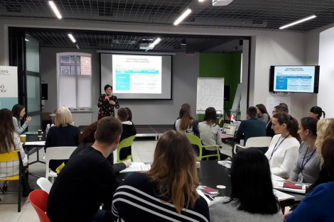 Як Проект ПРОМІС підтримує соціальні інновації у містах-партнерах: успішний старт вінницького Хабу