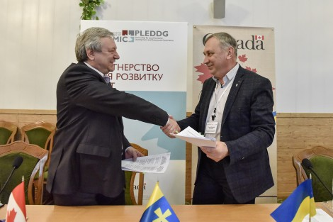 PLEDDG Project will help Myrhorod introduce FM-Radio