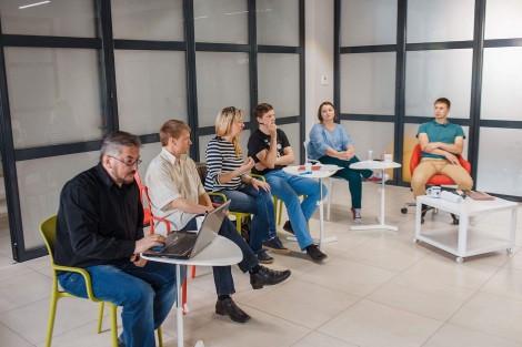 100 days of NGO-Hub in Vinnytsia