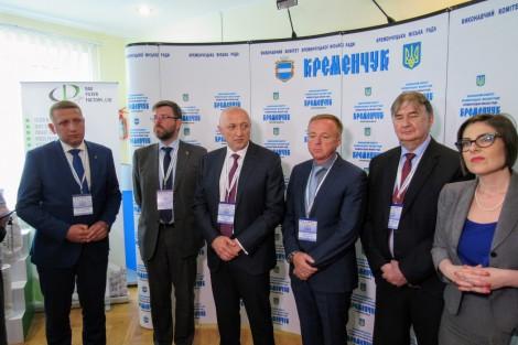 Проект ПРОМІС посприяв проведенню міжнародного бізнес-форуму у Кременчуці