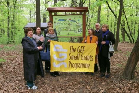 ПРОМІС співпрацює з Проектом малих грантів в Україні Глобального екологічного фонду