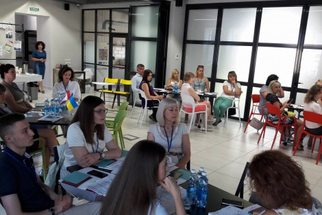 За знаннями до найкомфортнішого міста України: у Вінниці вчать місцевому економічному розвитку
