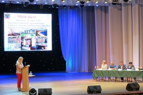 Berdyansk Holds Public Hearings on Berdyansk Development Strategy 2027