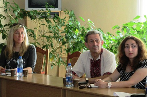 Khmilnyk and tourism: discussing meaningful ideas