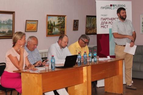 City Marketing Strategy Development as Part of PLEDDG Project