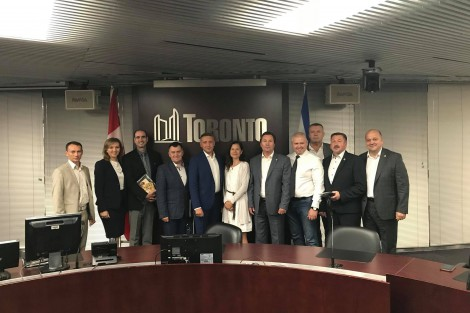 PLEDDG Project Introduced Ukrainian Mayors to Canadian Inter-Municipal Cooperation