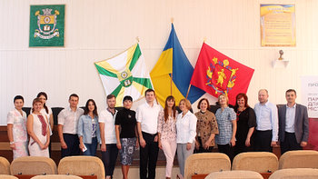 PLEDDG Project and Melitopol Continue Working on City Development Strategy