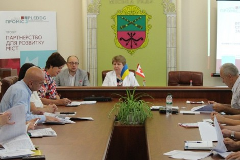 Implementation Plan of City Development Strategy Discussed in Zaporizhia