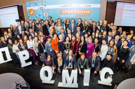 Kyiv Hosts Second International Conference on Inclusive Business Development