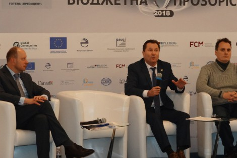 Budget Transparency Rating Winners Awarded in Kyiv