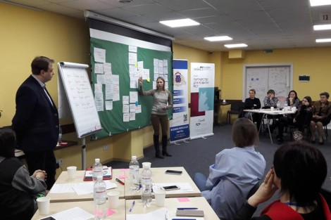 Vinnytsia Turns into Women Entrepreneurship Hub for Two Days
