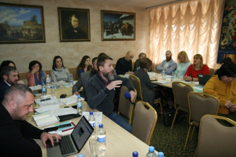 Kick-off Meeting of Ukrainian Social Entrepreneurs Held with PLEDDG Support