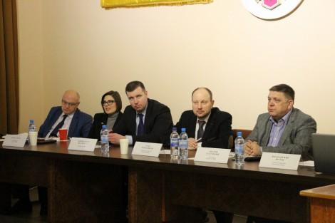 У Полтаві обговорили питання реалізації проектів в рамках Стратегії економічного розвитку на період до 2027 року