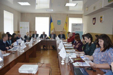 PLEDDG Initiatives Implementation Results Discussed in Energodar