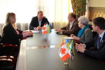 Draft City Investment Passport Discussed in Melitopol