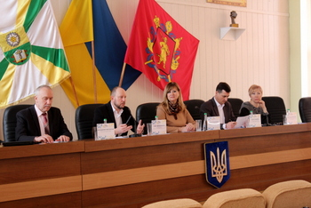 Melitopol Discusses Results of Cooperation with PLEDDG Project
