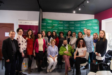 Ivano-Frankivsk Officially Opens Creative Women Start-up Accelerator Studio