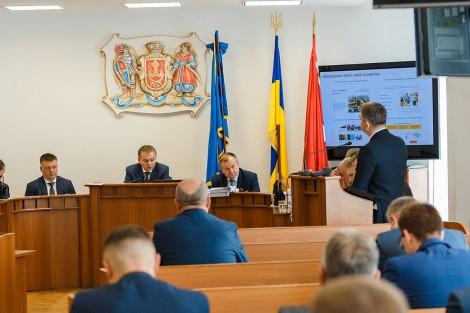 Торік у Вінниці приріст прямих іноземних інвестицій становив 26,9 млн дол. США