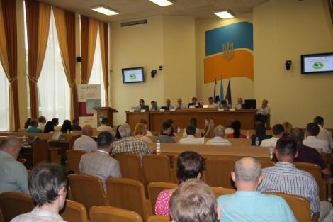 У Кременчуці розпочав роботу міжнародний екофорум «Екологія міста»