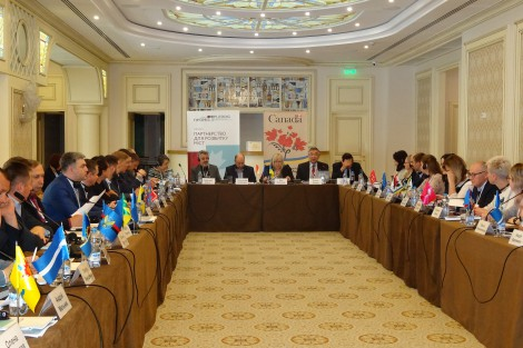 Kyiv hosted PLEDDG Project Steering Committee Meeting