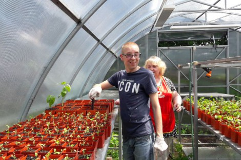 Disability not a Barrier to Employment: Greenhouse Story in Dorozhne, Vinnytsia Region