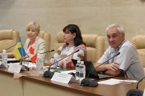 Zaporizhia Experts Study Environmental Assessment Strategy