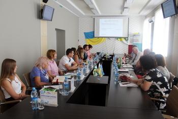 """""""Melitopol Investor's Guide"""" Brochure Planning Workshop"""