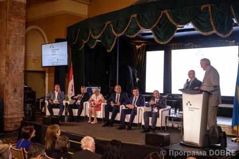24 Ukrainian Mayors and Heads of Amalgamated Territorial Communities Take Part in Ukraine Reform Conference, Toronto