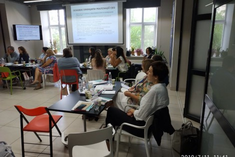 Strategic Environmental Assessment Training Takes Place in Vinnytsia