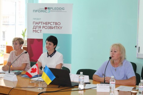 """""""Priority Needs of Local Self-Government Agencies"""" Round Table"""