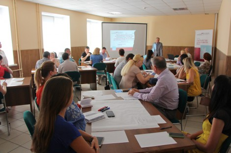 Poltava Marketing Strategy and City Brand under Development