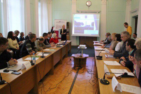 Poltava continues its work on City`s Development Strategy