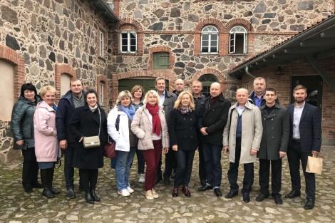 Навчальний візит до Естонії: враження учасників поїздки