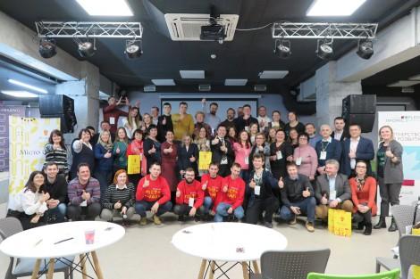 PLEDDG supported first tourist hackathon in Vinnytsia