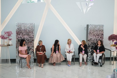 4th VinLadyFest Women Business Forum Held in Vinnytsia with PLEDDG Support