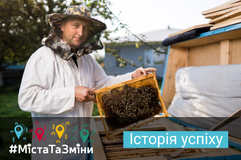 Dolyna Beekeepers Unite to Bring Top-Quality Honey to International Markets