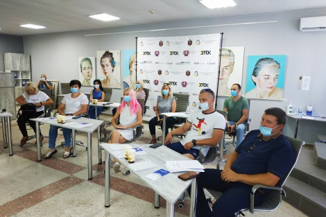 Business Club in Ladyzhyn Successfully Operates With PLEDDG Support