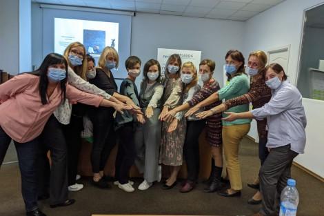 Дводенні тренінги з основ підприємницької діяльності відбулися для жінок Запорізької області